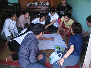 Community participatory approach